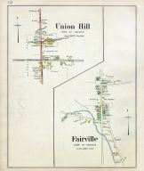 Union Hill, Fairville, Wayne County 1904